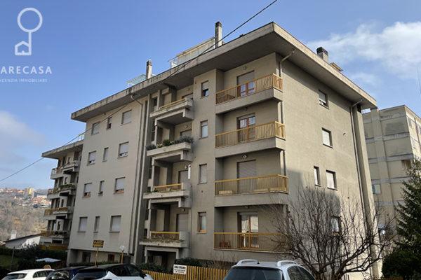 Mansarda in Via Alfonso Cipollone - Teramo Centro