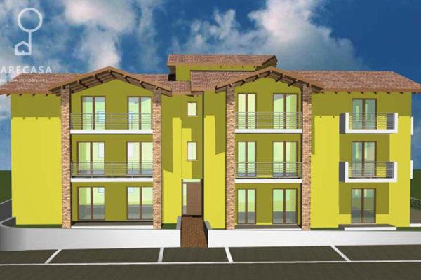 Nuova costruzione in vendita a Villa Zaccheo